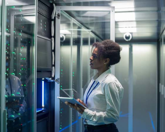 Data centers and data consolidations